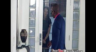 Sexy Escort Gets First Big Black Cock - Casey Calvert 00013