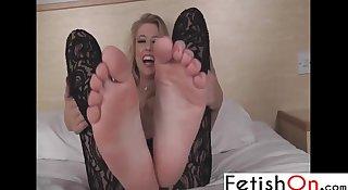 Fetishon - foot fetish worship hd porn videos