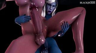 Dota 2 porn compilation