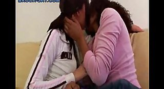 Young-Girls-Strap-On-Play