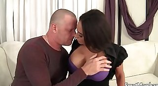 Hot MILF fucked good