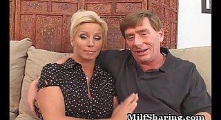 Older MILF's Insatiable Sex Drive