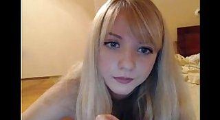 teen blondie webcam