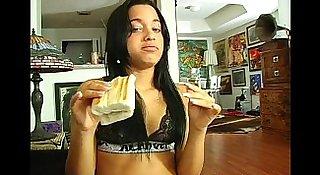BANGBROS - Young Abella Anderson Solo